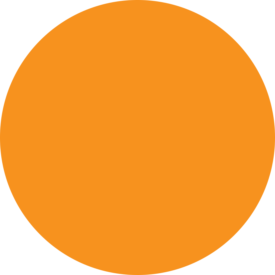 Orange Ellipse